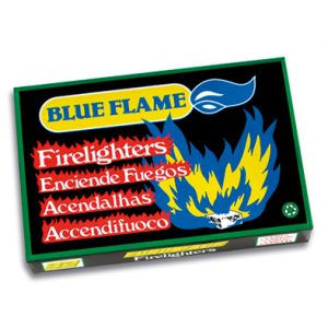 Blue Flame Firelighters