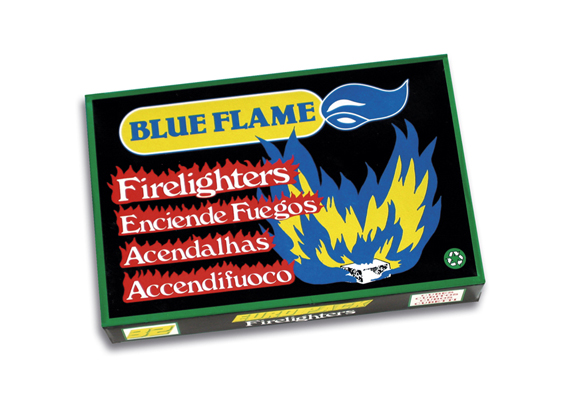 Pastillas de Encendido Blue Flame. Ibecosol
