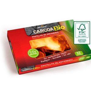 CarcoaBio Eco-Friendly Firelighters