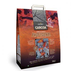 Carbón Leña Carcoa Profesional 5kg.