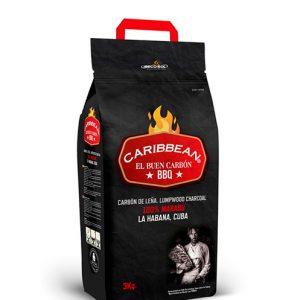 Carbón de leña Caribbean 3kg