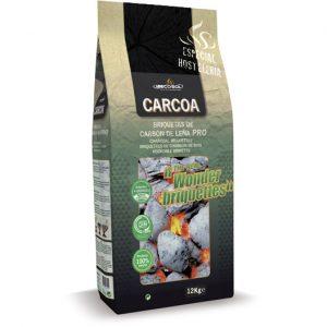 """Carcoa Briketts """"wonderbriquettes"""" 12 Kg."""